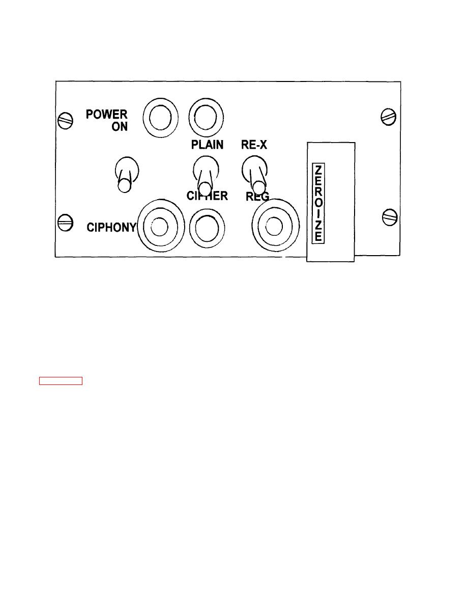 C 8157 Arc Control Indicator