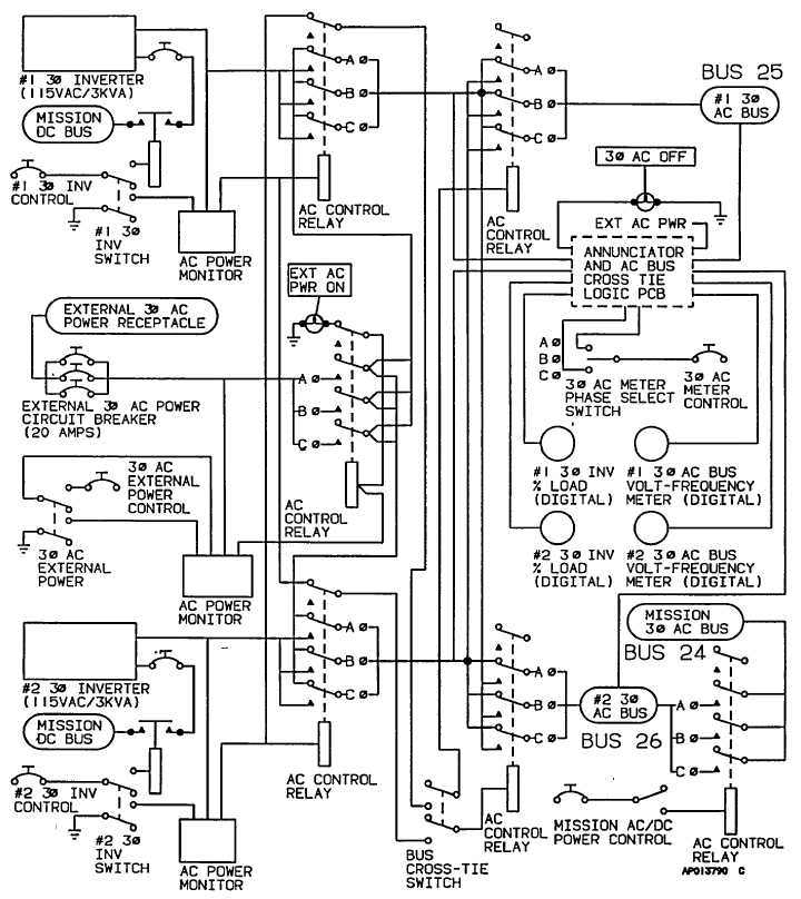 a320 electrical system schematic