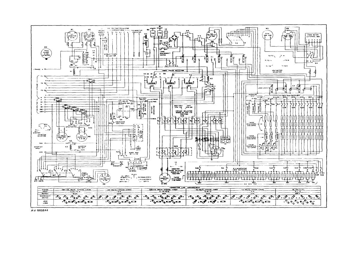 Wiring Diagram Manual For Aircraft : Figure schematic wiring diagram