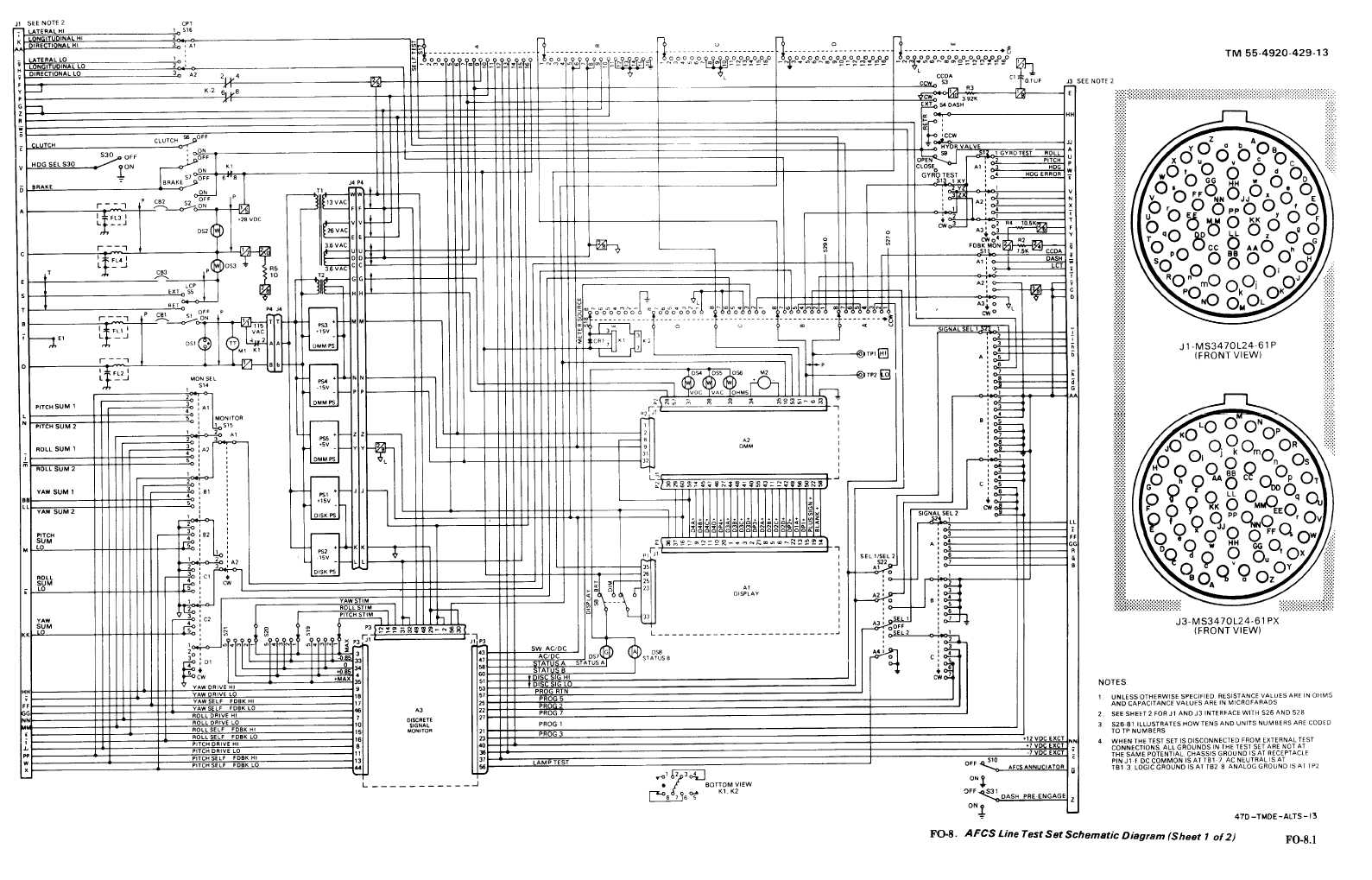 Analog Multimeter Circuit Diagram Voltmeter Pdf Digital Download